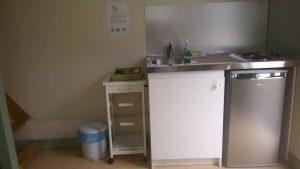 Location studio avec coin cuisine