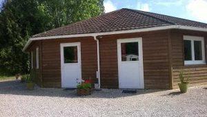 location studio bungalow nontron