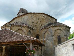 Eglise de Saint jean de Côle