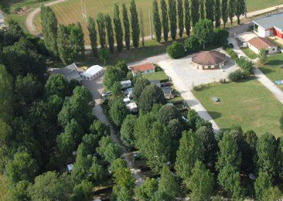 L'Agrion Bleu et ses nombreux emplacements sur deux hectares de terrain
