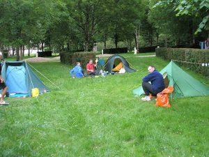 Emplacement pour petite ou grand tente
