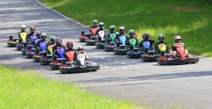 Karting à Teyjat