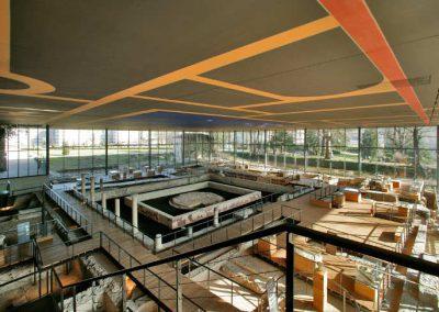 Visitez le musée Vesunna à Périgueux