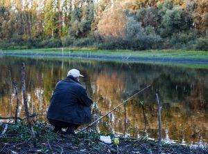 Pêche en rivière de première catégorie